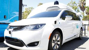 Google's Waymo to test truly driverless cars in California