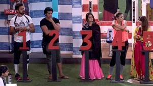 As many as nine contestants face evictions this weekend on Bigg Boss 12.(Twitter)