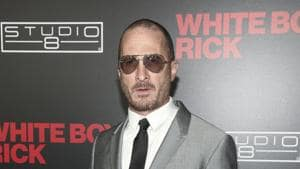 Darren Aronofsky attends a special screening of White Boy Rick at The Paris Theater.(Andy Kropa/Invision/AP)