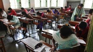 DHSE Kerala plus one improvement result 2018 : The Kerala directorate of higher secondary education (DHSE) on Thursday declared the results of Kerala plus one or Class 11 improvement results 2018.(HT file)