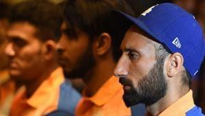 File picture of Sardar Singh(AFP)