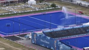 Current synthetic surfaces use too much water.(Getty Images)