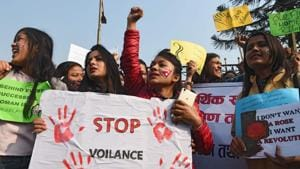 A 21-year-old woman has alleged that she was drugged and raped by four men, including her friend, at his flat in east Delhi's New Ashok Nagar.(AFP)