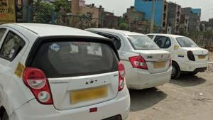 In its judgement, the CCI ruled that there was no evidence the two cab aggregators had conspired to fix prices.(HT File Photo)