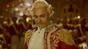 Thugs of Hindostan is Aamir Khan's big Diwali release.