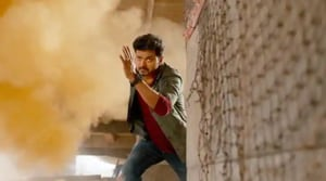 """The makers of Vijay starrer 'Sarkar' have agreed to remove """"objectionable"""" scenes and """"mute"""" an apparent referrence to the late J Jayalalithaa amid growing protests by the ruling AIADMK over her depiction .(File photo)"""