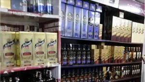 State finance an excise minister Amit Mitra had set a target of Rs10,500 crore towards collection of excise revenue in 2018- 19.(HT File Photo)
