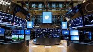Social network Twitter has warned two Pakistani rights activists against objectionable content.(REUTERS)