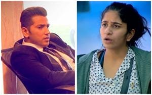 Rift widens between the Happy Club members Romil Chaudhary and Surbhi Rana.(Twitter)
