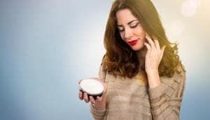 Coconut oil is an all-in-one moisturiser, works wonders for the hair and is also an effective makeup remover.(Shutterstock)