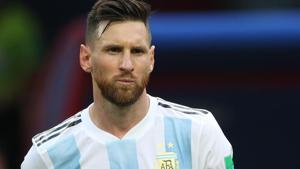 Lionel Messi-led Argentina were knocked out of the World Cup by eventual winners France.(AFP)