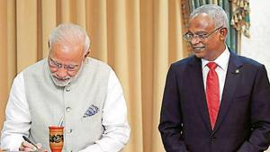 New Maldives President Ibrahim Solih promises to strengthen ties with India