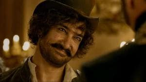 Aamir Khan's Thugs of Hindostan has tanked at the box office.