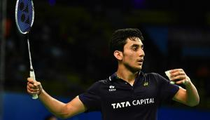 File picture of Lakshya Sen(Getty Images)