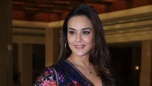 Preity Zinta will soon be seen with Sunny Deol in Bhaiyya Ji Superhit. She is currently on a promotional tour of her movie.(IANS)