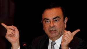 Carlos Ghosn, Chairman of the Renault-Nissan-Mitsubishi Alliance.(REUTERS)