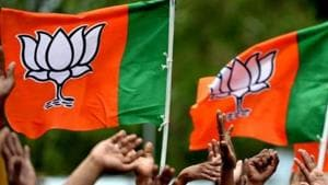 BJP is seeking to build its own political base of retired civil servants and former police officers in the state to match the BJD's in Odisha.(AFP FILE PHOTO)