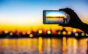 The more light that enters your camera, the better the picture will be!