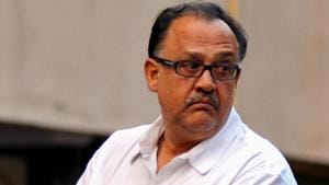 In this file photo taken on December 30, 2013 Indian Bollywood actor Alok Nath attends a memorial prayer event in Mumbai.(AFP)
