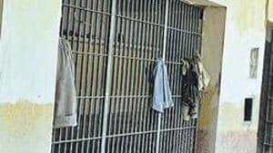 The court also flagged the issue raised in recent media reports about use of mobile phones inside jails in several states, including Bihar.(HT Photo)