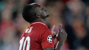 The length of Sadio Mane's new deal was not disclosed by Liverpool.(REUTERS)