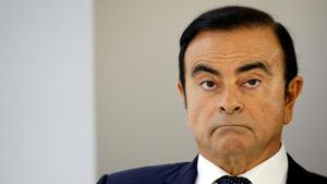 Carlos Ghosn, the 64-year-old Brazil-born Frenchman began his second week in a Japanese detention centre facing allegations he under-reported his salary to the tune of $44 million over several years.(REUTERS)
