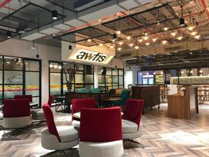 Co-working spaces are spreading to non-metro cities, wooing start-ups in towns