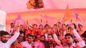 To get reservation benefits, the Marathas will have to show the caste certificate of the community they belong to, officials said.(HT File)