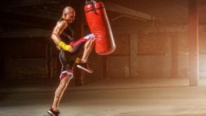 While the popularity of MMA and boxing has been established abroad for a while; in India, it's only this year that MMA and boxing made the breakthrough through mainstream fitness.(Getty Images)