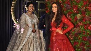 Deepika Padukone tops sexiest Asian woman list, Priyanka Chopra ranks second.(PTI/IANS)