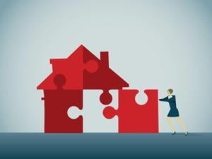 A place of her own: Tracking the growing number of women realty buyers