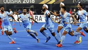 India have won one and drawn one match at the Hockey World Cup so far.(PTI)