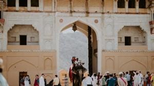 Did you know that the Hindi version of the light and sound show which takes place at Amer Fort, Jaipur, has been recorded by actor Amitabh Bachchan? (Unsplash)