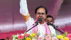 KCR calls for 'BJP-mukt, Congress-mukt' India