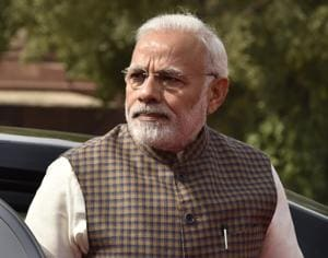 Sources said the PM will head to Pune the same day for the launch of Metro corridors in the neighbouring city.(Sonu Mehta/HT PHOTO)