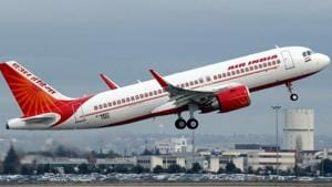 The government owes cash-strapped Air India Rs 1,000.62 crore, Parliament was informed Thursday.(Reuters Photo)