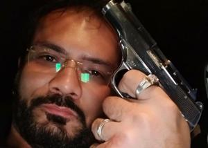 The pistol Verma used to shoot dead the victim has been recovered(sourced)