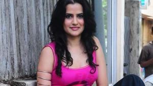 Singer Sona Mahapatra(Hindustan Times)