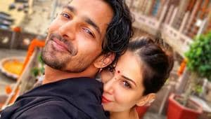 Harshvardhan Rane and Kim Sharma are rumoured to be dating each other.(instagram)