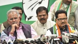 4 men, one post:Who will be Chhattisgarh chief minister? Decision today