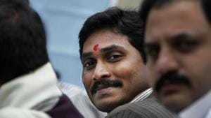 The Yuvajana Sramika Rytu Congress (YSRC) of Jaganmohan Reddy accused Andhra Pradesh's ruling Telugu Desam Party (TDP) of tampering electoral lists to delete voters belonging to opposition parties.(AP FILE PHOTO)