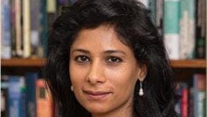 India-born Harvard professor Gita Gopinath, 46, is set to take charge as the chief economist at the International Monetary Fund (IMF) next month.(economics.harvard.edu)