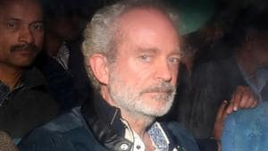 A Delhi court on Wednesday sent British national Christian Michel, the middleman accused in the Rs 3,600-crore AgustaWestland VVIP chopper deal, to judicial custody till December 28.(Reuters)