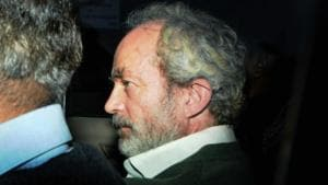 Christian Michel, the alleged middleman in the multi-crore AgustaWestland chopper deal(PTI)