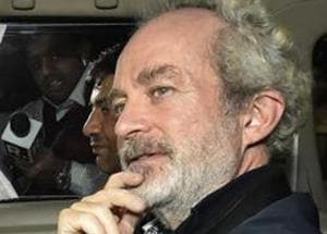 A Delhi court on Friday sought the response of the Tihar authorities and the Director General (DG) Prisons on a plea filed by Christian Michel.(AP)