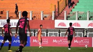 NEROCA are now fourth in I-League table.(AIFF)