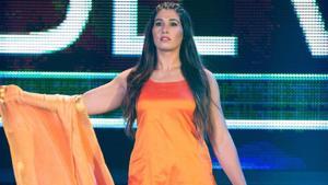 File image of Indian wrestler Kavita Devi.(WWE Image/ Twitter)