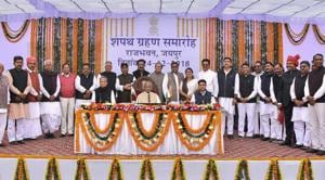 In Cong veteran Ashok Gehlot's team in Rajasthan, 18 first-time ministers