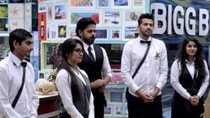 The Bigg Boss 12 contestants turned hotel attendants for a new task.