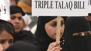 The Congress on Thursday expressed its willingness to take part in the debate and put forward its opinion on triple talaq bill, scheduled to come up in Lok Sabha today.(Raj K Raj/HT File PHOTO)
